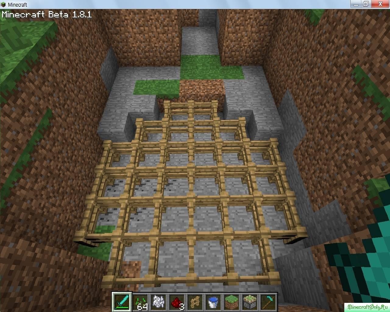 как в майнкрафте вырастить пшеницу #6