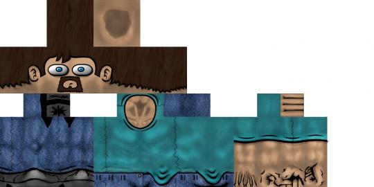 Скины для Майнкрафт 1024х512