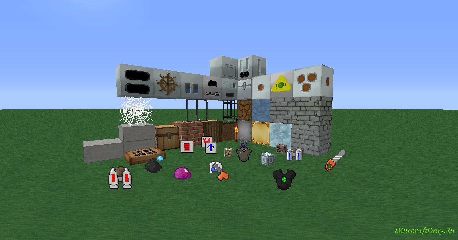 классные текстуры для minecraft: