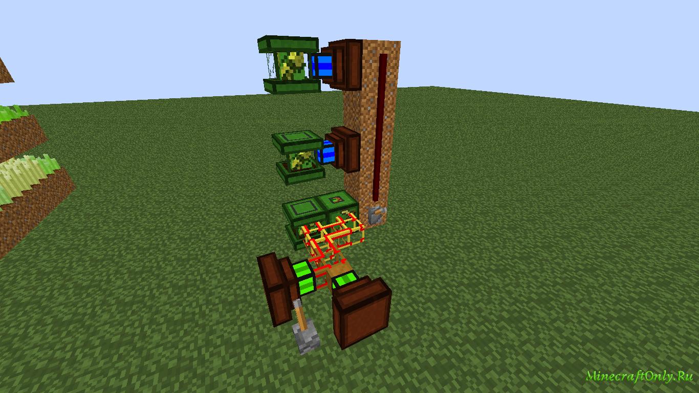 Как сделать ферму из форестри