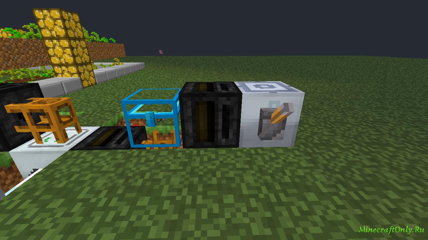 Как сделать генератор в ic2