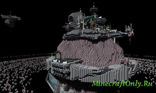 скачать карту для майнкрафт космический корабль - фото 11