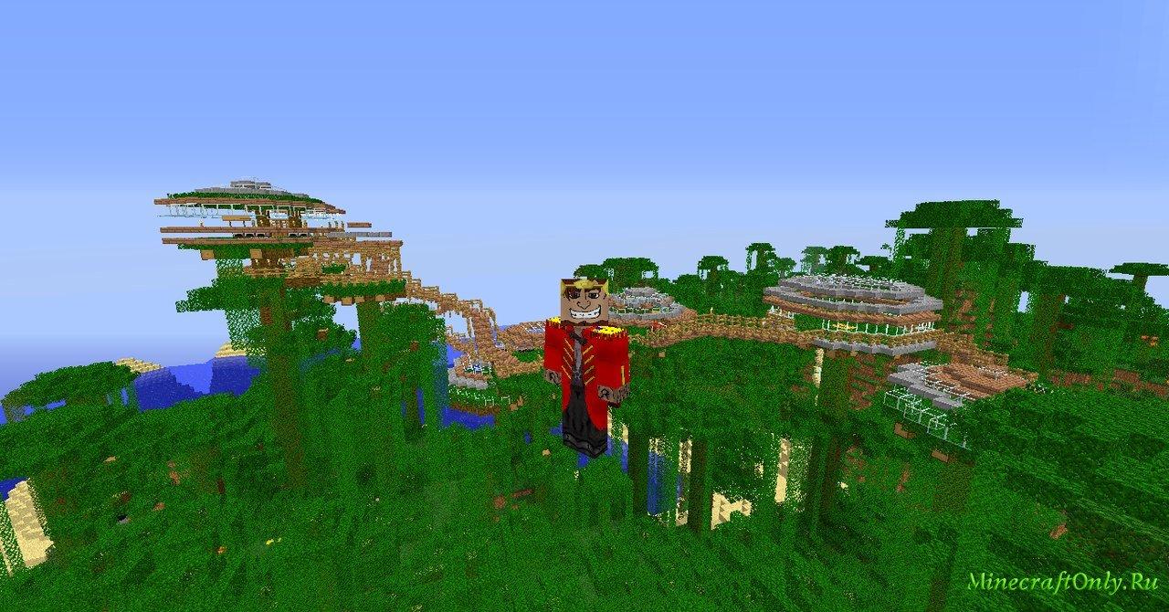 Скачать Карту Дом на Дереве