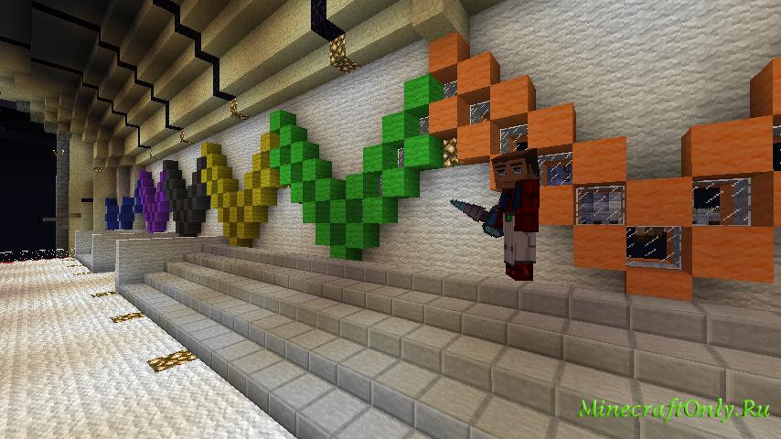 Minecraft hi tech скачать сборку