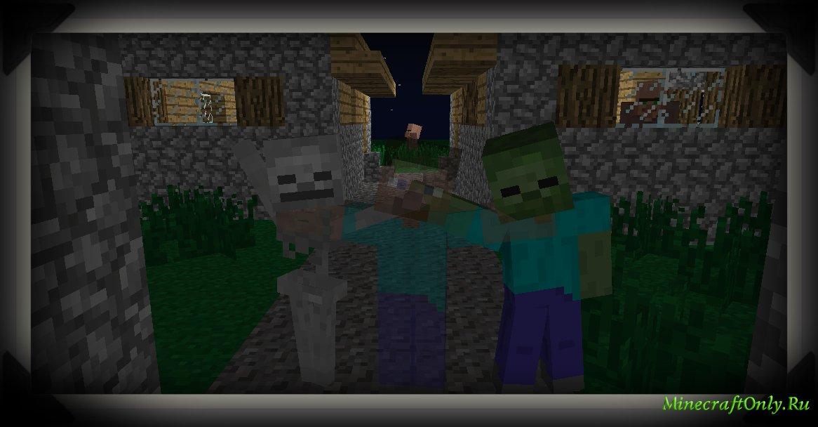 Скачать бесплатно Minecraft через торрент Читы в майнкрафте 1.1.3