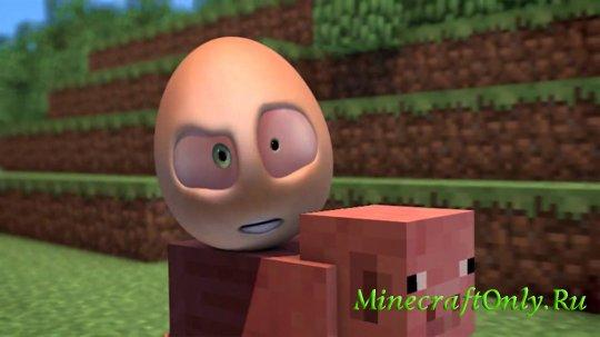 Как сделать мультик minecraft