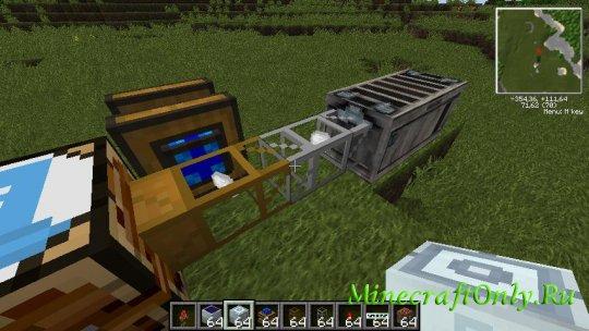 Как сделать автоматическую ферму иридия