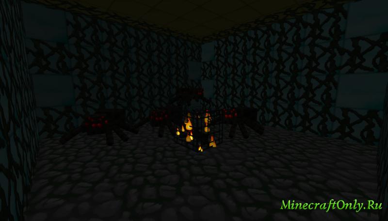 Как сделать качалку в minecraft