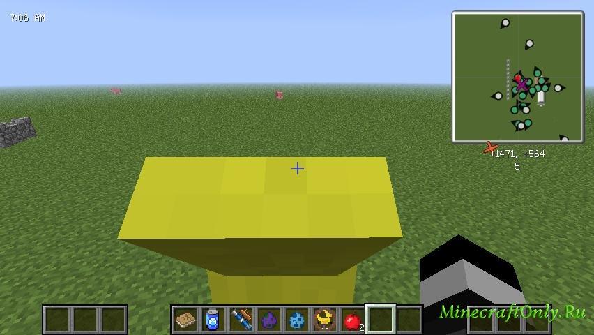 Скачать spongebob mod на майнкрафт 1.5.2