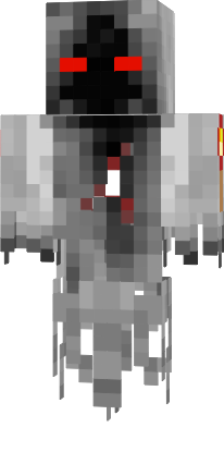 скины для майнкрафт призрак #2