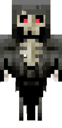 скины для майнкрафт призрак #3