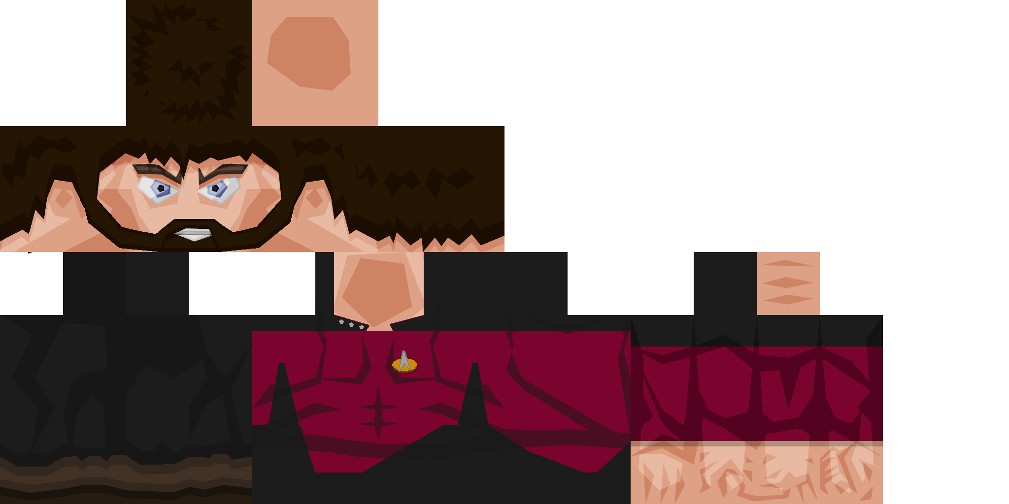 Рисовать свой скин для minecraft 1.8