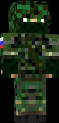 скачать военный скины для minecraft