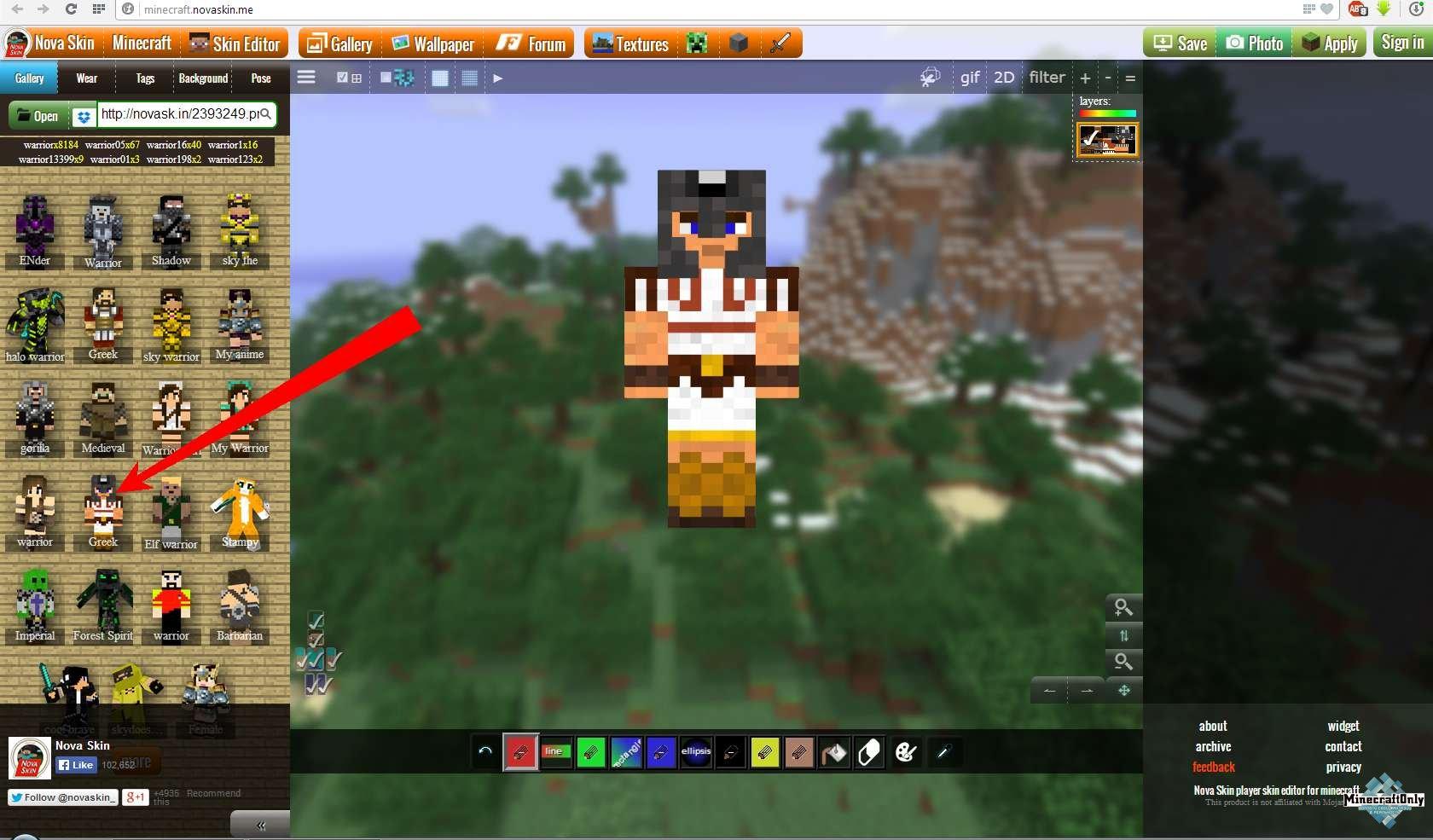 Minecraft Lurkmore 64