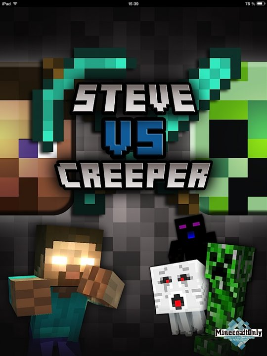 Steve vs Creeper