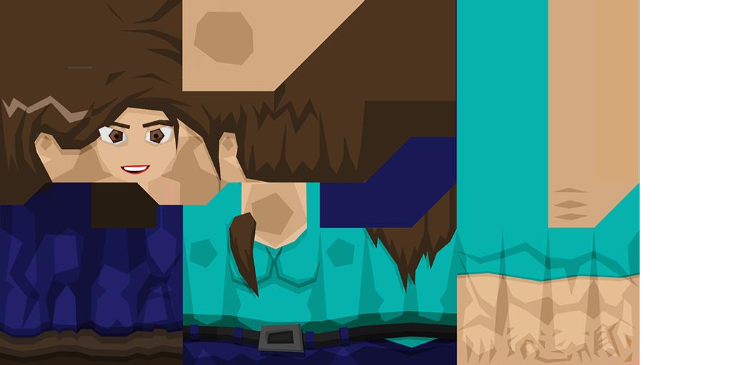 Красивые HD скины для Minecraft