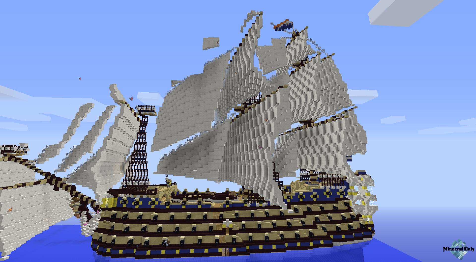 фрегат фото корабль