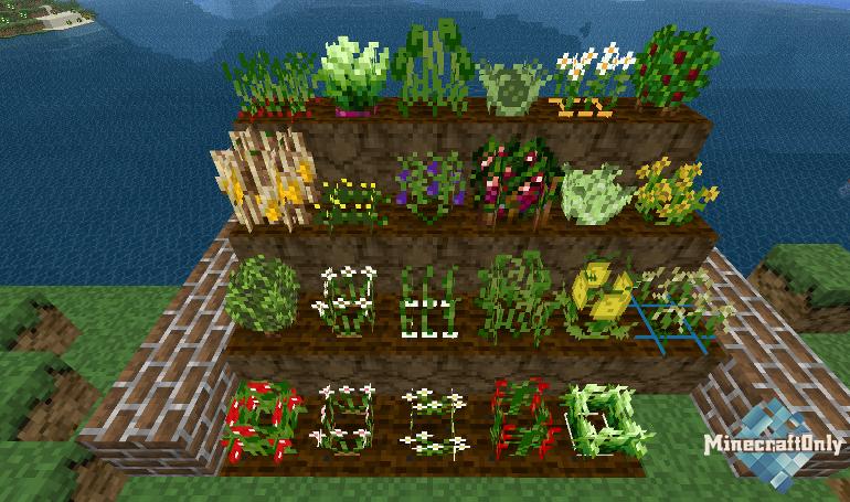 Biomes o' plenty 1. 7. 10/1. 12. 2/1. 11. 2/1. 8. 9/1. 10. 2 – мод для minecraft.