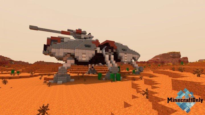 Текстуры Звездные Войны Для Minecraft 1.5.2
