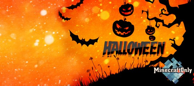 1.8.1 [Plugins] Flying Halloween Head—Летающие тыквы