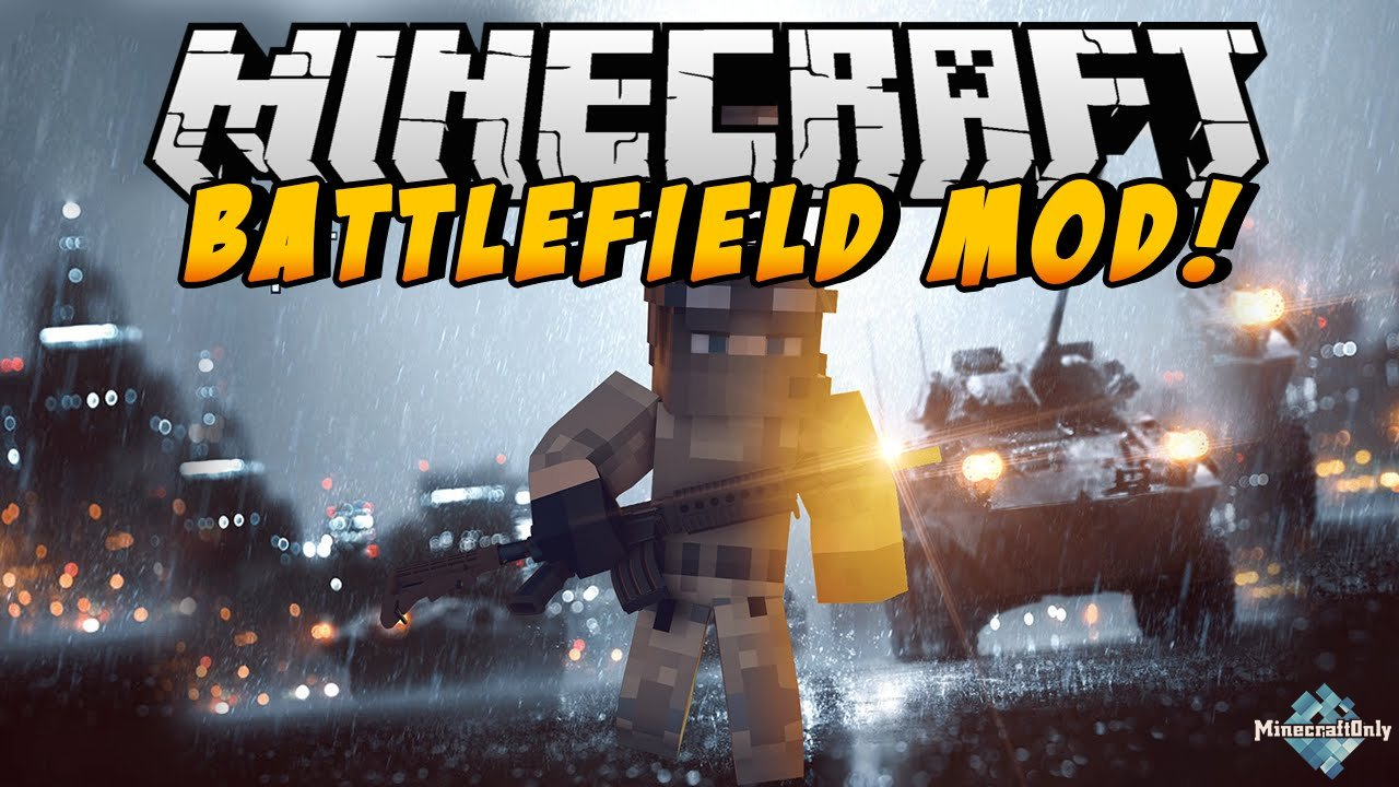 [1.7.10] Battlefield 3 pack for Flan's mod - аддон » Моды ...