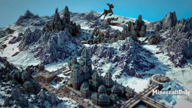 [Карта] The Northin City by team Glassman