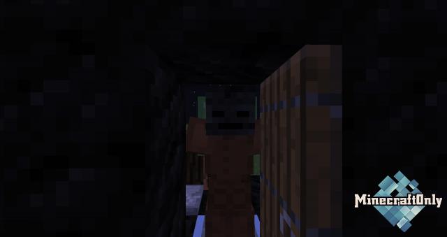 [1.8] Как напугать друга в Minecraft?