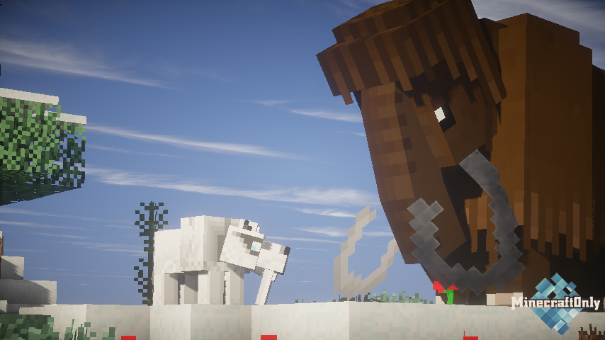 скачать мод на Minecraft на динозавров - фото 9