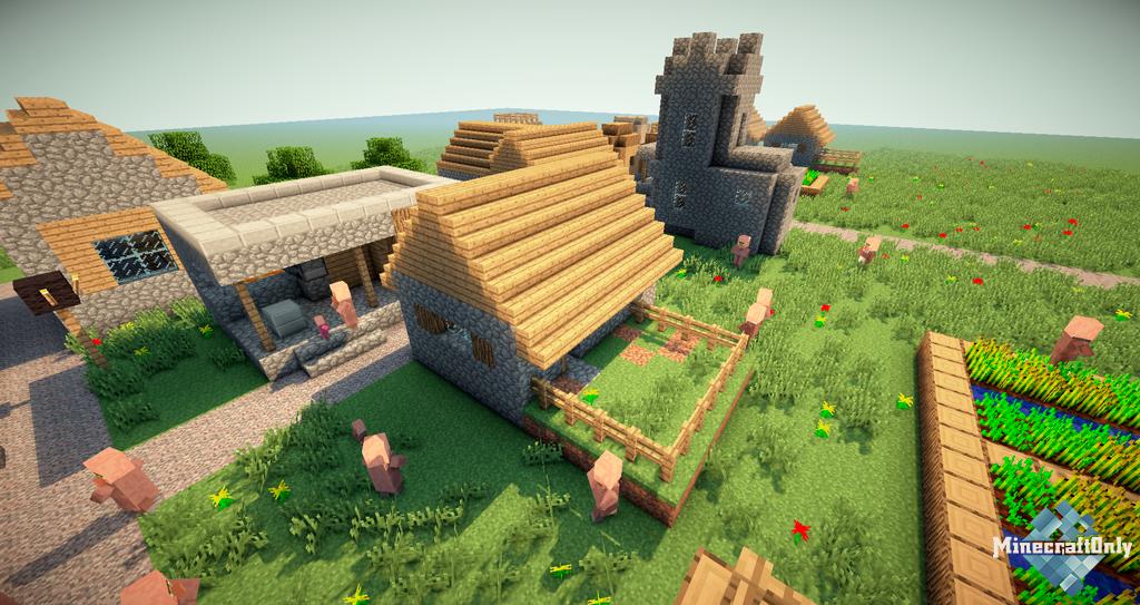 Шейдеры Для Minecraft 1 5 2