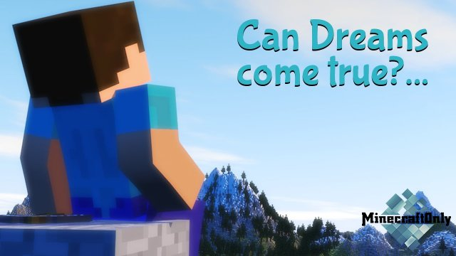 When Dreams Come - Minecraft анимация.