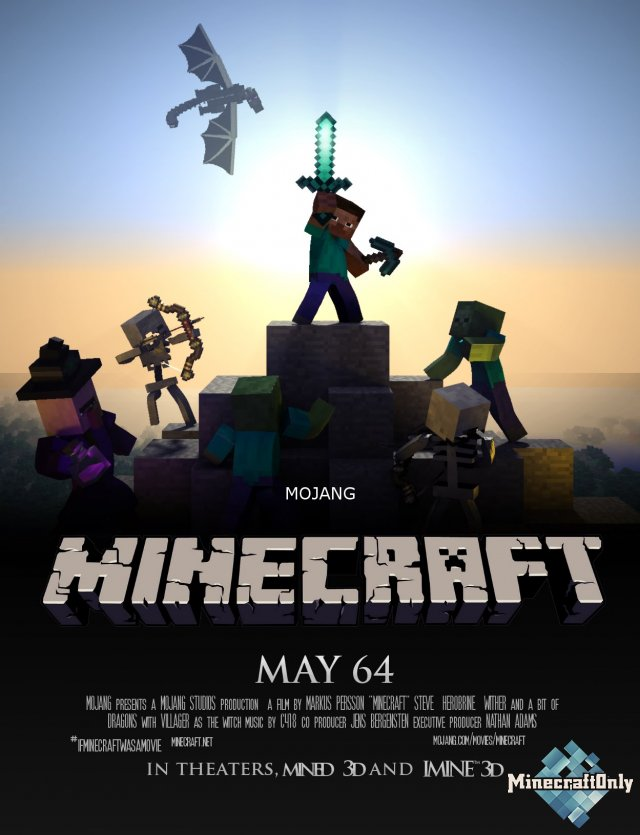 The Minecraft Movie!