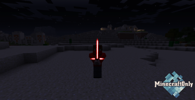 [1.7.10] [Mods] Advanced Lightsabers — Световые мечи в Minecraft!