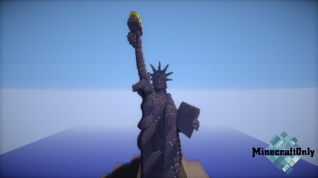 [MAP] Statue of Liberty
