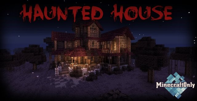 [Video] The Haunted House 3 - Minecraft Horror Machinima