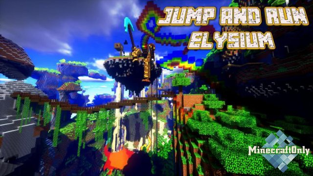[Карта] Jump and Run Elysium