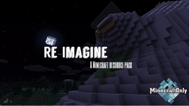 [1.12.1] [Texture-pack] Re-Imagine.