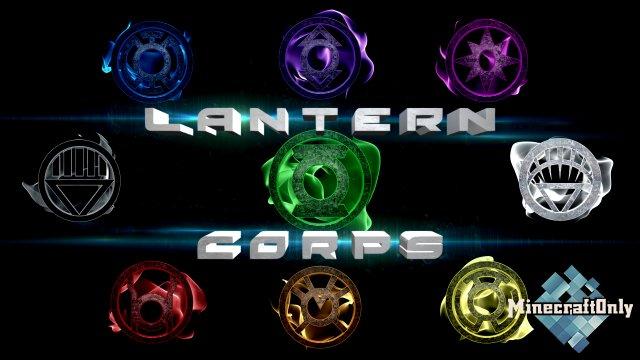 [1.12.2] Lantern Corps.