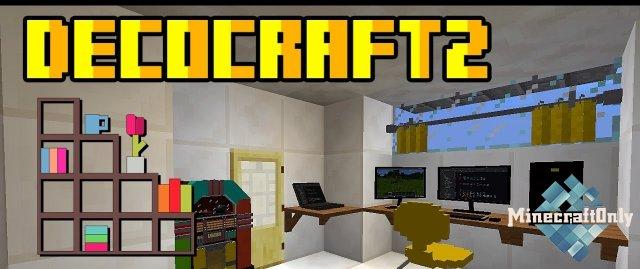 [Мод] DecoCraft2 1.12.2