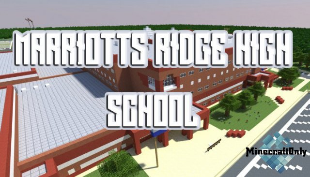 [Карта PE] Marriotts Ridge High School