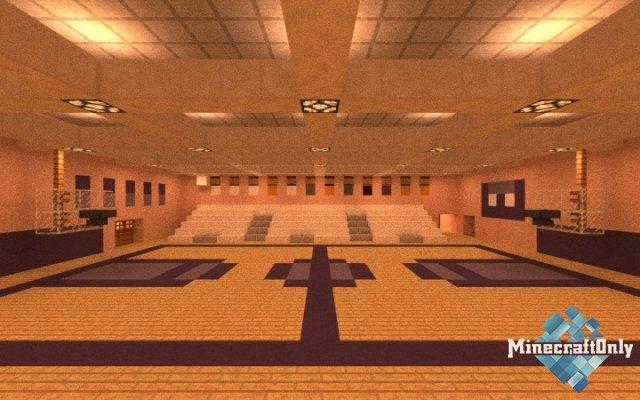 [Карта PE] Marriotts Ridge High School