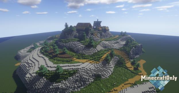 [1.12.2] Fortnite Viking Village