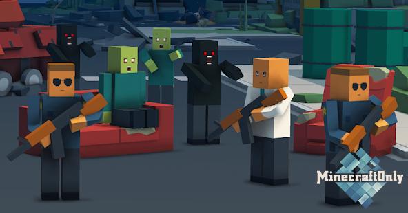 [Minecraft] Инфографика: 3 лучших игры, созданных в стиле Minecraft