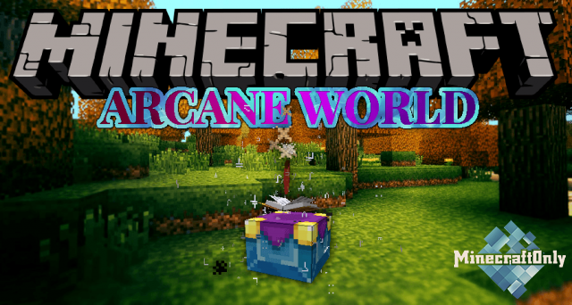 [1.12.2] Arcane World