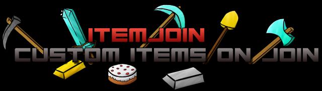 [1.7 -1.13] ItemJoin - кастомные вещи при заходе на сервер