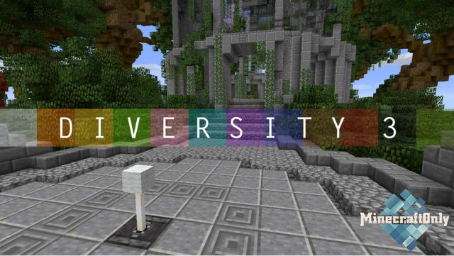 Diversity 3 - отличная карта для прохождения