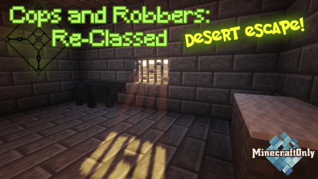 [1.13] Cops and Robbers: Desert Escape