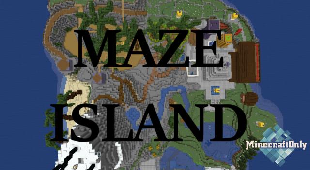 [1.14.2] MAZE ISLAND