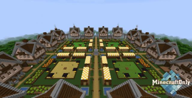 [1.14.1] Dark Forest Village