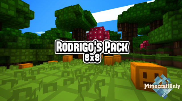 [1.14] Rodrigo's Resource Pack