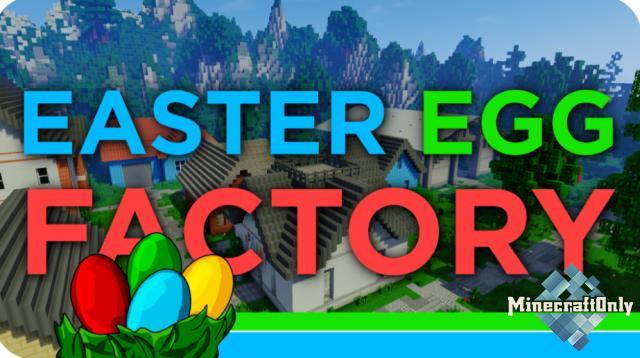 [1.12.2] Easter Egg Factory